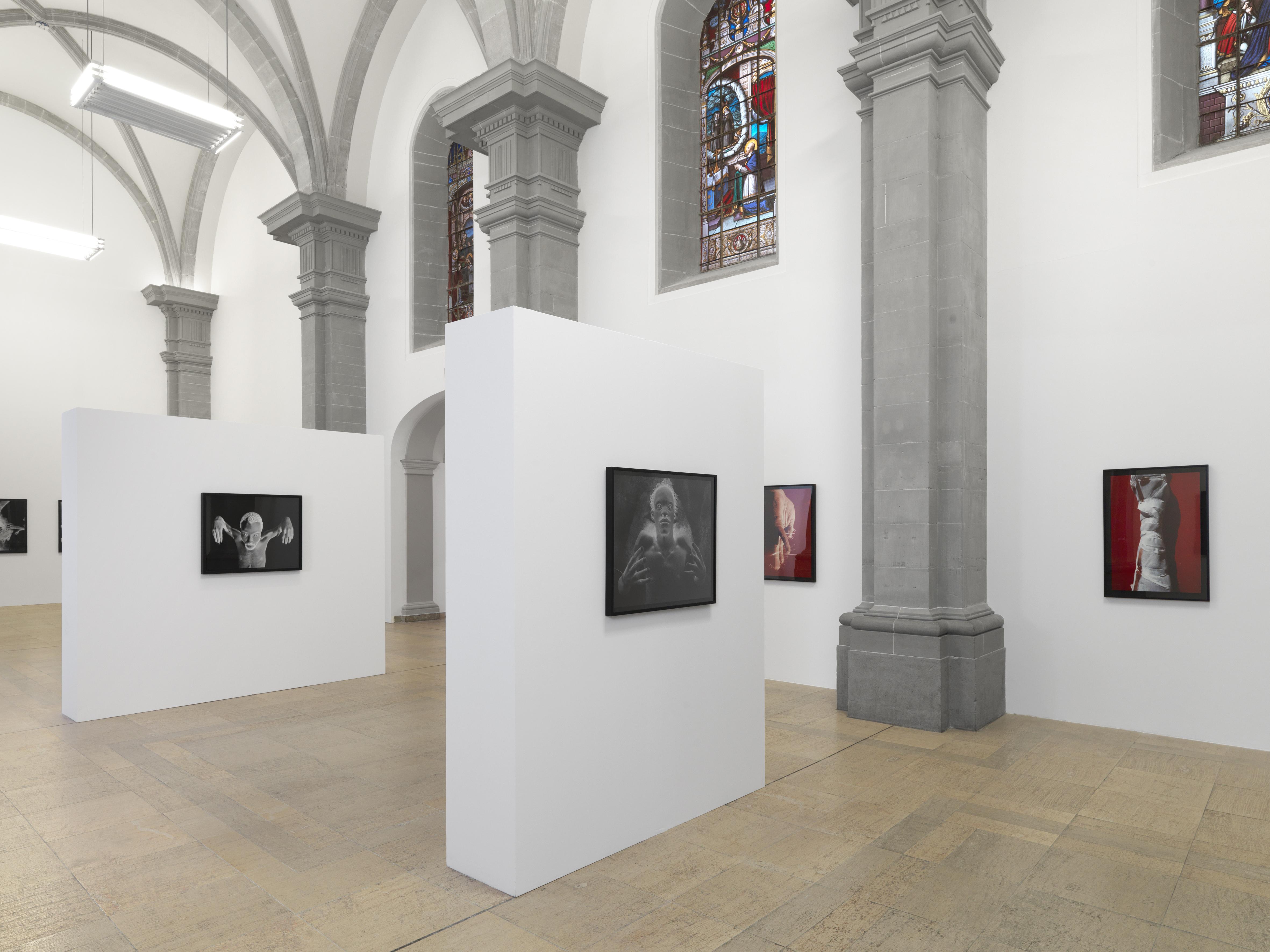 Image et Mystère - Commissaire : Philippe Piguet - Chapelle de la Visitation - ©Annik Wetter