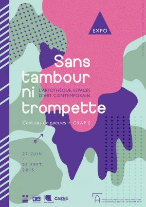 SANS TAMBOUR - Giulia Andreani - Galerie Maia Muller