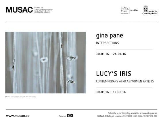 Lucy's Iris MUSAC, Museo d'Arte Contemporàneo de Castilla y Léon