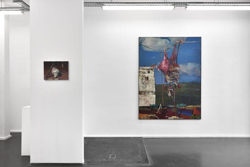 Fritz Bornstück - J.W.D. - Galerie Maïa Muller ©Rebecca Fanuele