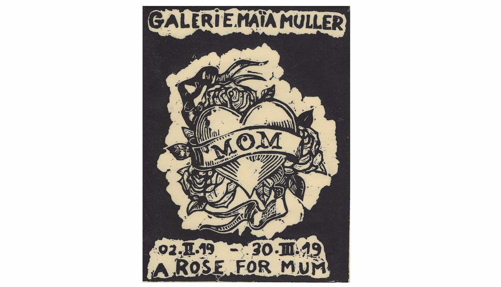 rose for mum