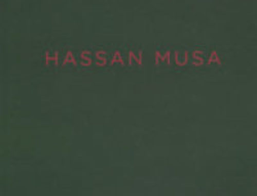 Catalogue d'exposition Hassan Musa – Steal Lifes